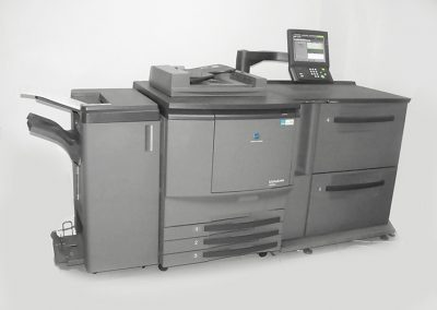 Digital printing machine bizhub PRO C6500