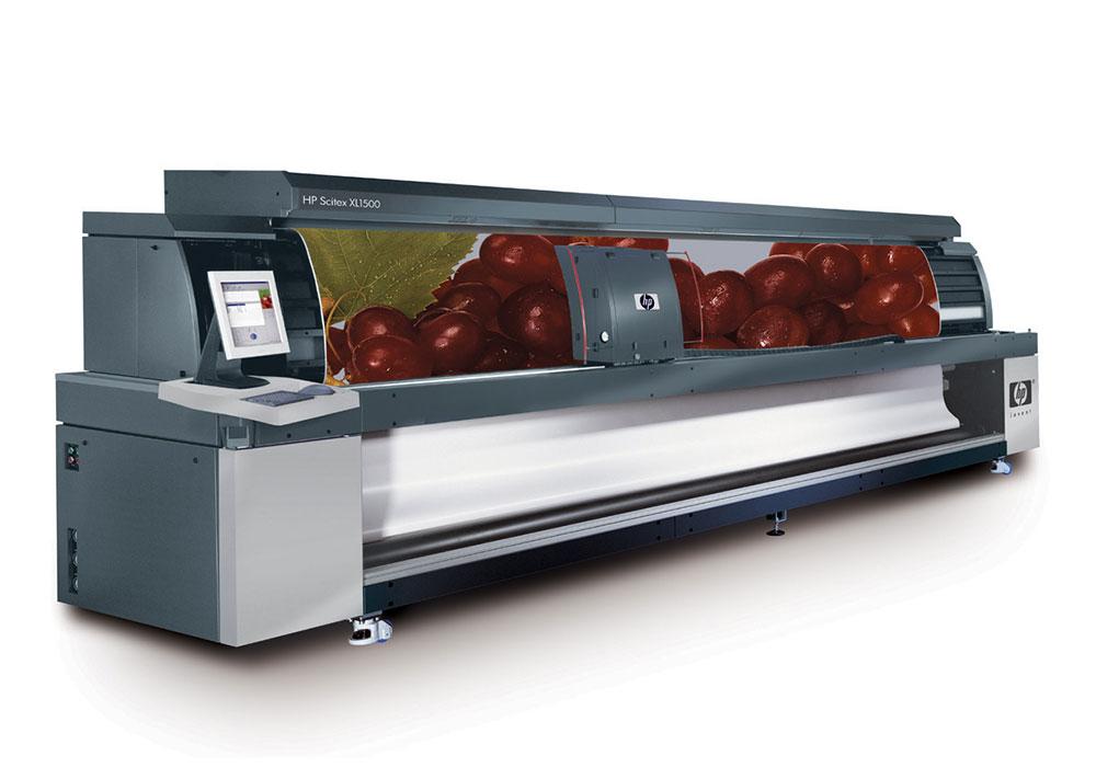 Wide-Format Printing Machines - PRINTSTUDIO 21
