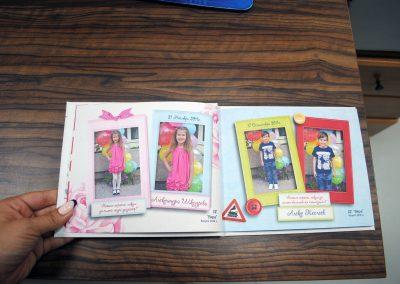 Албум за завършване - Детска градина Вяра, випуск 2018.